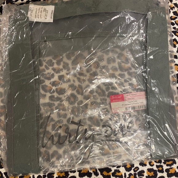 NWT/Sealed Thirty-One Top-A-Tote 798A grey color